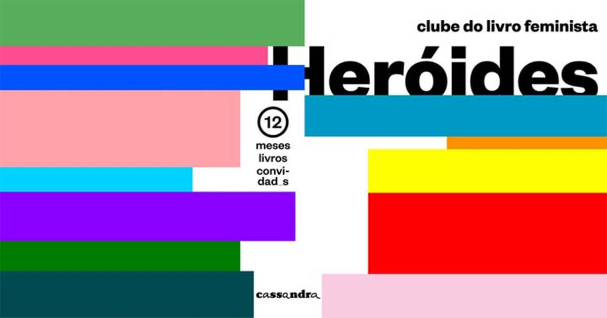 Clube do Livro Feminista - Heróides